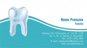 Carti de vizita - Dentist - 39