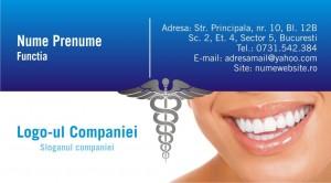 Carti de vizita - Dentist - 43