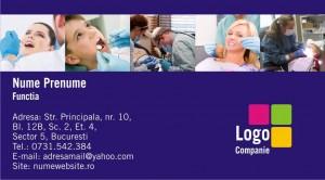 Carti de vizita - Dentist - 50