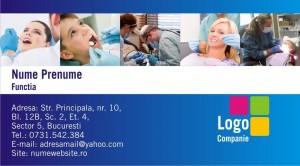 Carti de vizita - Dentist - 53