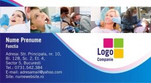 Carti de vizita - Dentist - 54