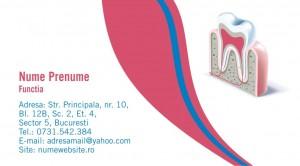 Carti de vizita - Dentist - 56