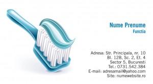 Carti de vizita - Dentist - 58