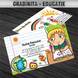 GRADINITA EDUCATIE