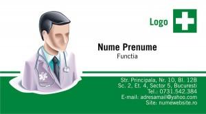 Carti de vizita - Medicina - 03