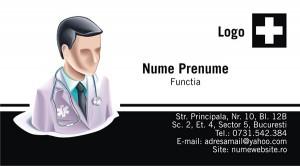 Carti de vizita - Medicina - 07