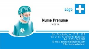 Carti de vizita - Medicina - 11