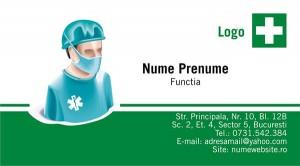 Carti de vizita - Medicina - 12