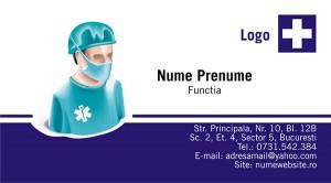 Carti de vizita - Medicina - 14