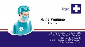 Carti de vizita - Medicina - 15