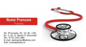 Carti de vizita - Medicina - 22