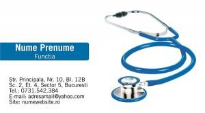 Carti de vizita - Medicina - 23