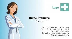 Carti de vizita - Medicina - 31