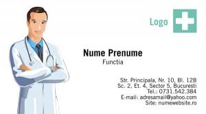 Carti de vizita doctor - medic - Medicina - 33