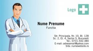Carti de vizita - Medicina - 36