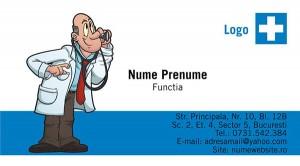 Carti de vizita - Medicina - 42