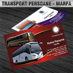 TRANSPORT PERSOANE MARFA