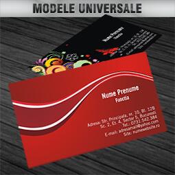 Peste 1000 modele online carti de vizita gratis pt orice firma.
