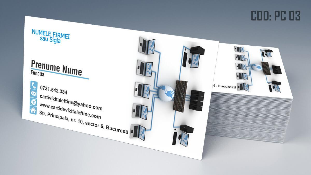 Carti de vizita Service Gsm Reparatii laptop pc tablete 03