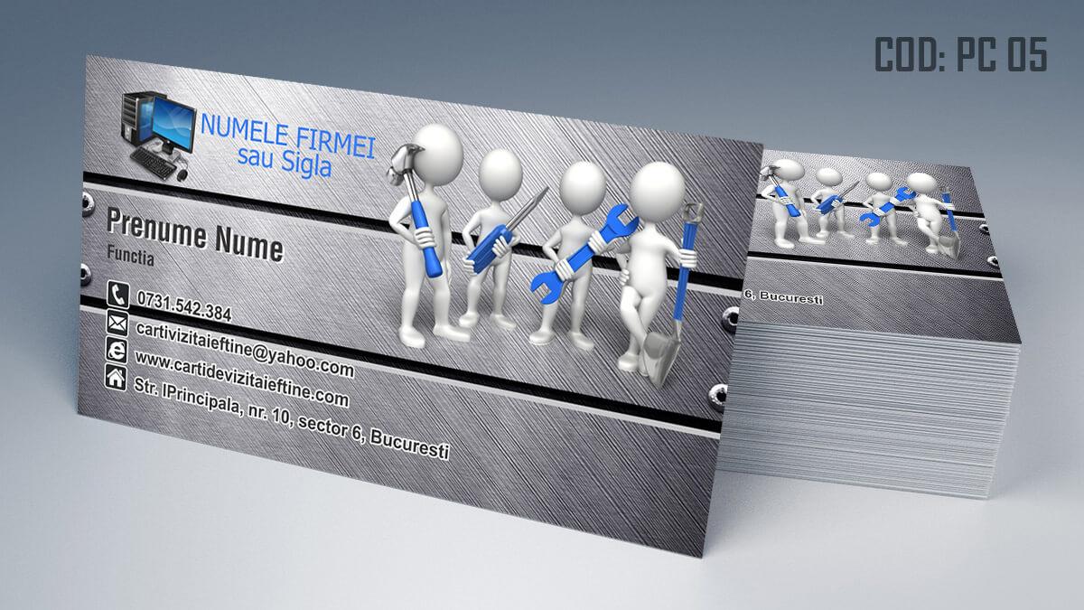 Carti de vizita Service Gsm Reparatii laptop pc tablete 05
