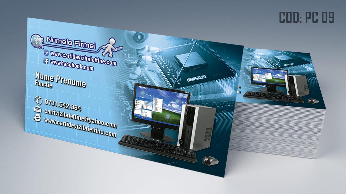 Carti de vizita Service Gsm Reparatii laptop pc tablete 09