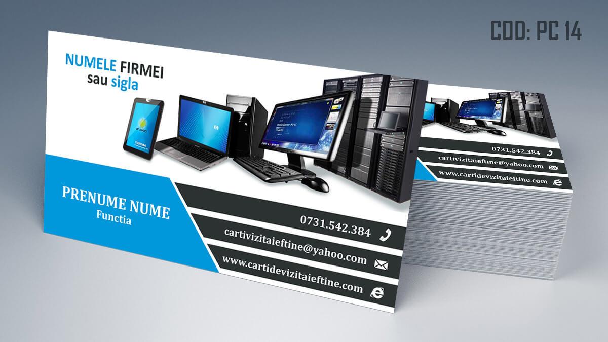 Carti de vizita Service Gsm Reparatii laptop pc tablete 14
