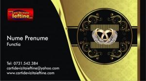 Carti de vizita bijuterii - Cod Biju 12