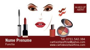 Carti de vizita make-up - Machiaj-10