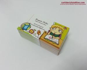 Carti de vizita online gratis