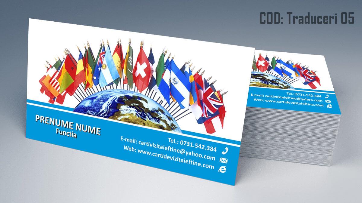 Carti de vizita translator traduceri legalizate ghid 05