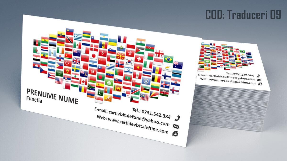 Carti de vizita translator traduceri legalizate ghid 09