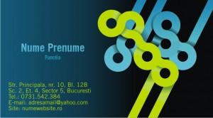 Carti de vizita business - Cod Business 18