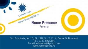 Carti de vizita afaceri - business - Cod Business 70
