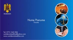 Carti de vizita Notar - Cod - Notar 02