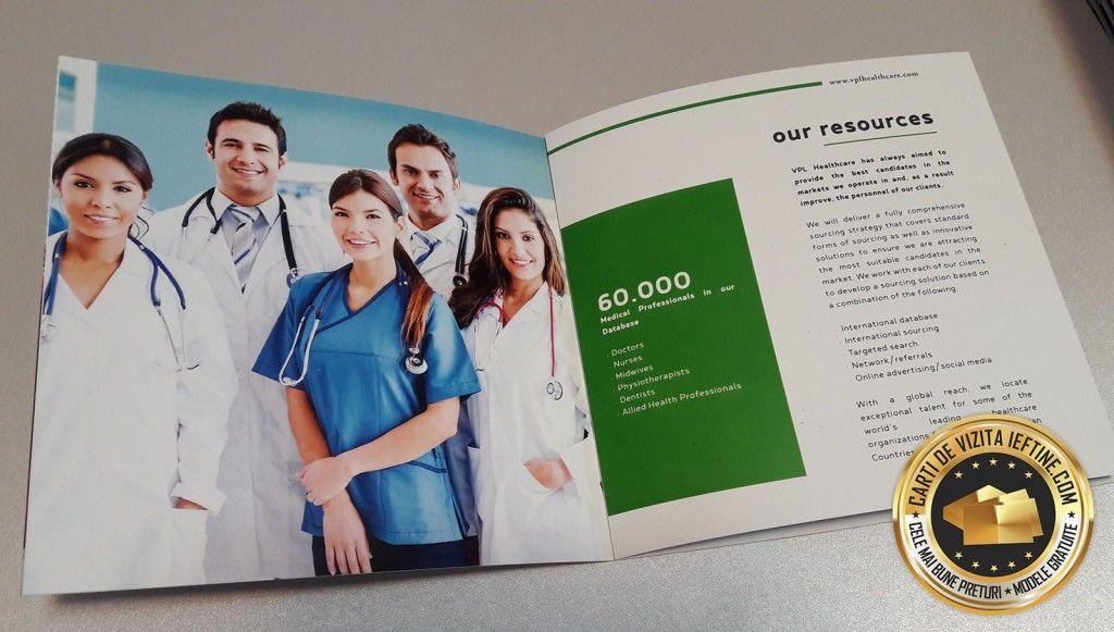 brosuri personalizate publicitare CDVi