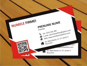 Carti de vizita carton 350gr 400gr special colorat