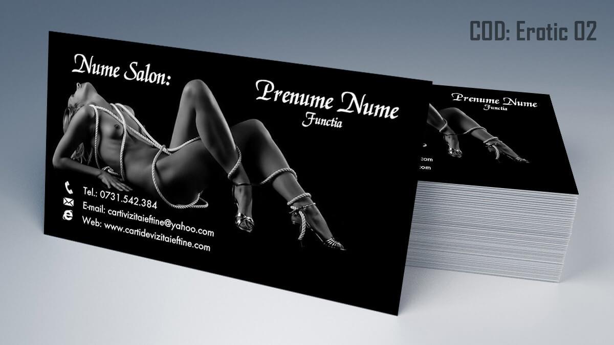 Carti de vizita Masaj Erotic Maseuza Sexy Salon 02