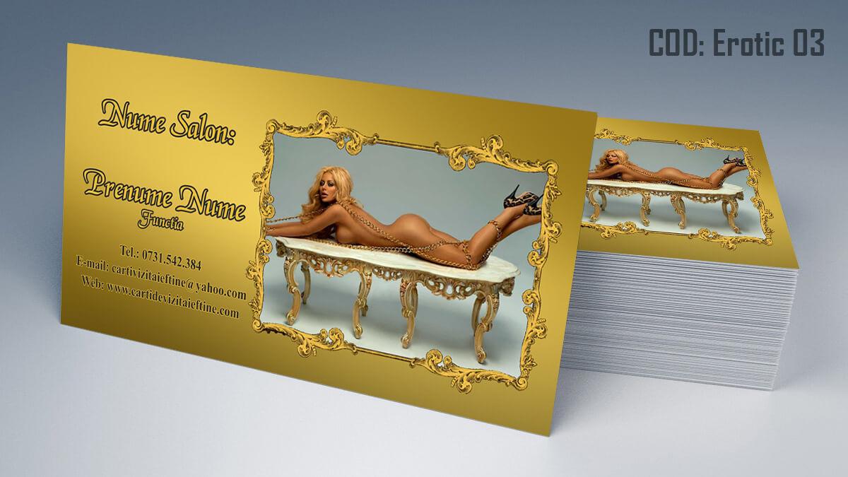 Carti de vizita Masaj Erotic Maseuza Sexy Salon 03