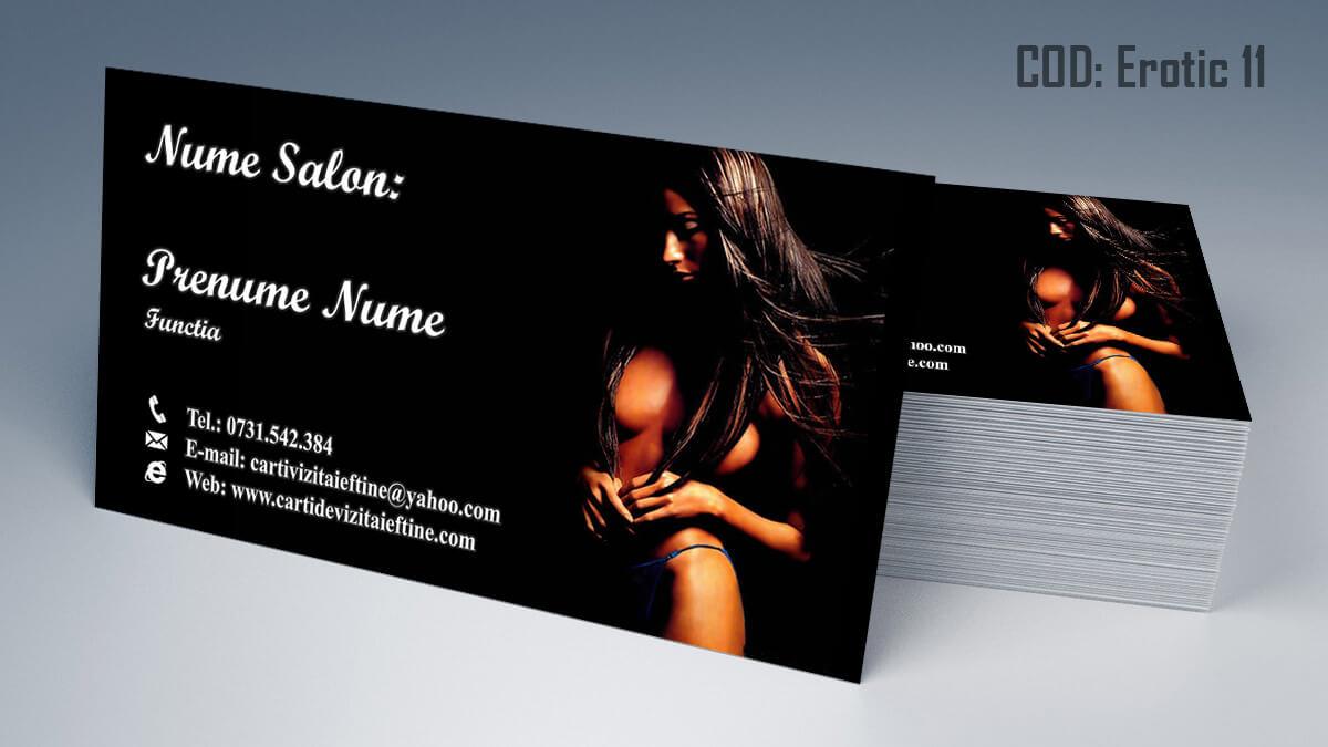 Carti de vizita Masaj Erotic Maseuza Sexy Salon 11