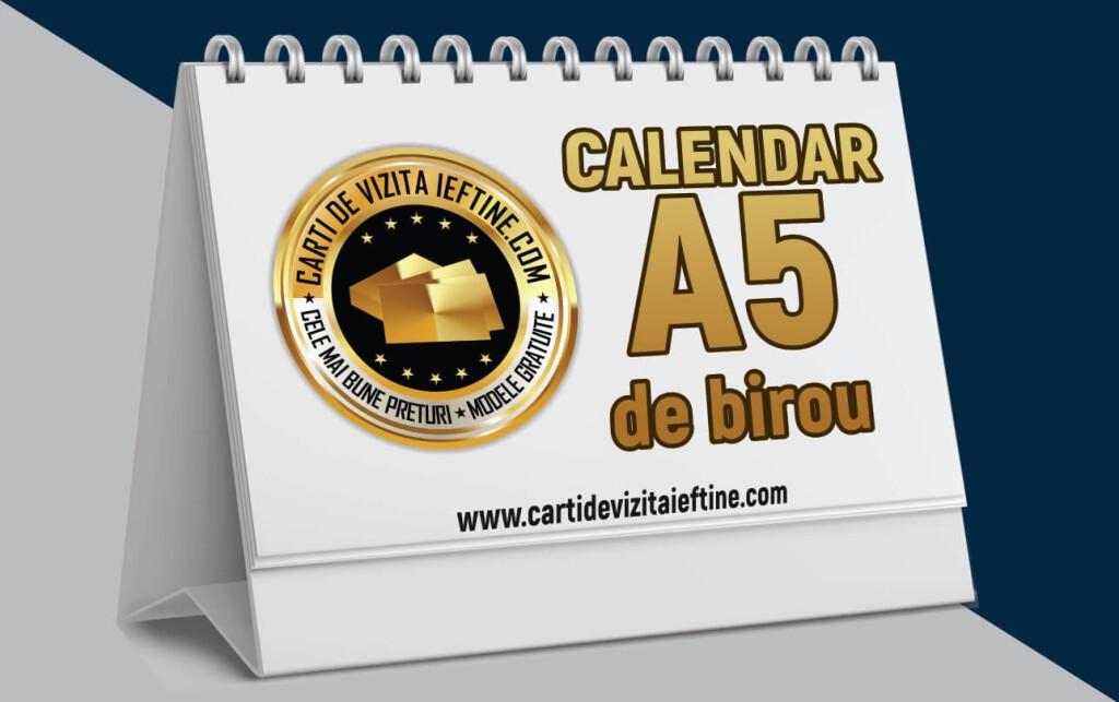 calendar de birou format a5 - CDVi