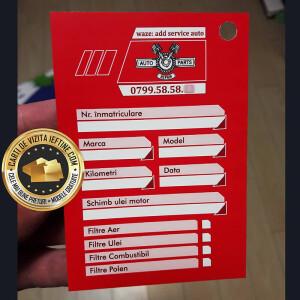 etichete cu gaura, etichete pret, etichete cu snur, etichete service auto CDVi2