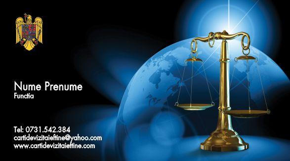 carti de vizita avocat Cod Avo13