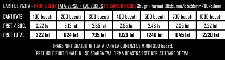 Carti-de-vizita-carton-negru-color-fata-verso-lacuire-selectiva-CDVi
