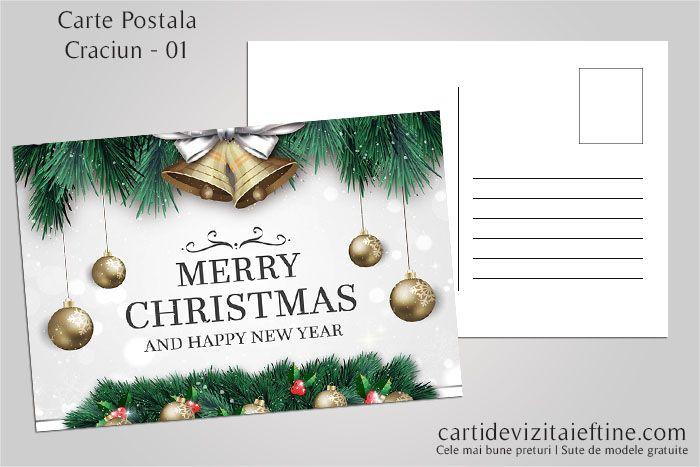 Carti postale Craciun 01 - CDVi
