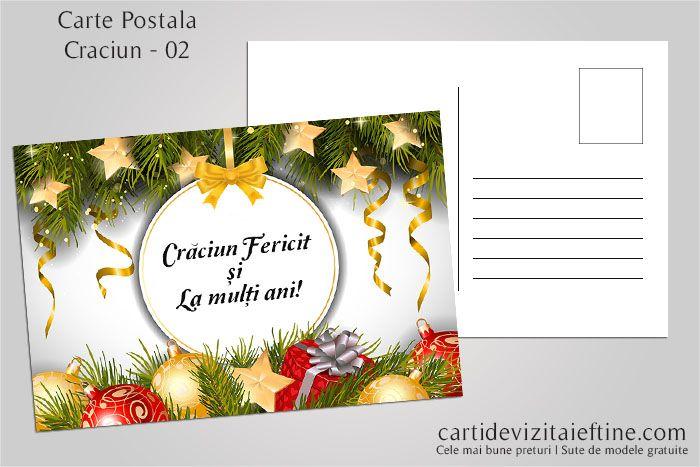 Carti postale Craciun 02 - CDVi