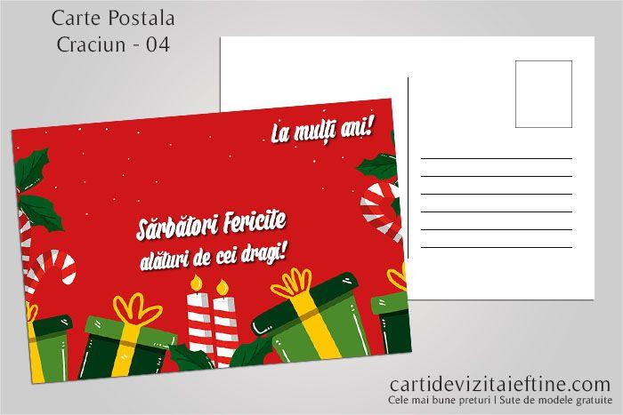 Carti postale Craciun 04 - CDVi