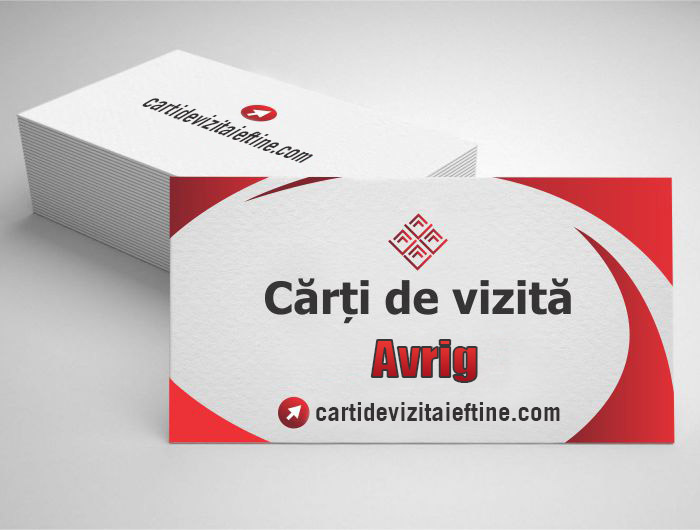 carti de vizita Avrig - CDVi