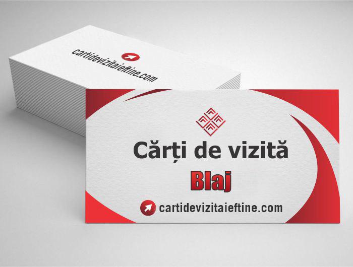 carti de vizita Blaj - CDVi