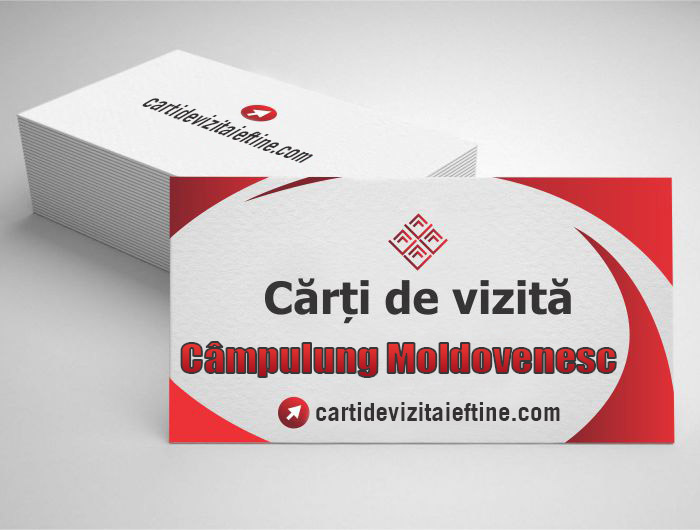 carti de vizita Câmpulung Moldovenesc - CDVi