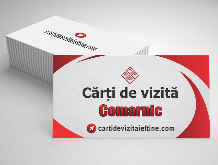 carti de vizita Comarnic - CDVi